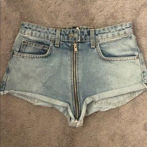 Carmar denim shorts Size: 26